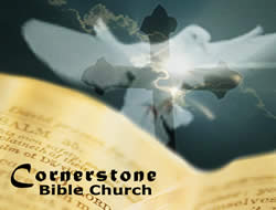 Cornerstone Bible Church tucson logo picture